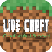Live Craft : Creative And Survival Story Mode icon