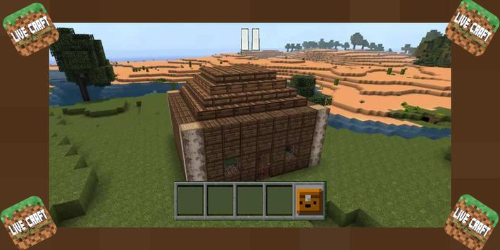 Live Craft : Creative And Survival Story Mode poster