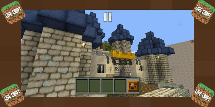 Live Craft : Creative And Survival Story Mode screenshot 2