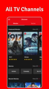 All Oreo Tv - Indian Live Movies & Cricket Tips screenshot 1