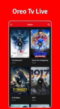 All Oreo Tv - Indian Live Movies & Cricket Tips screenshot 2
