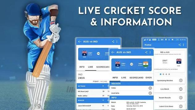 Live Cricket TV poster