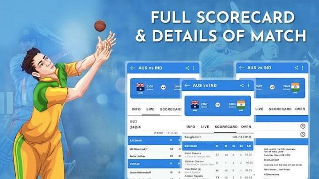 Live Cricket TV screenshot 2