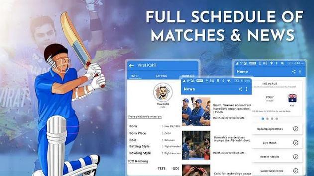 Live Cricket TV screenshot 3