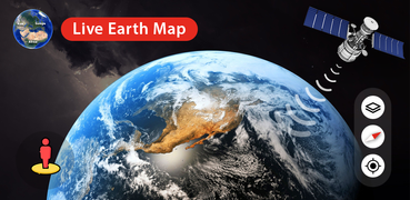 Live Earth Map 2021 with GPS Navigation FM