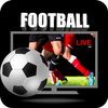 Live Football Tv Stream HD icône