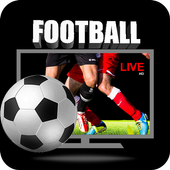 Live Football Tv Stream HD icon