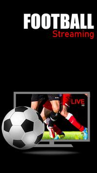 Live Football Tv Stream HD poster