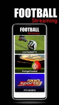 Live Football Tv Stream HD screenshot 1