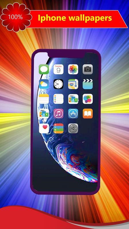 ... HD Live Wallpaper iPhone X, XS, XR, Max captura de pantalla 1 ...