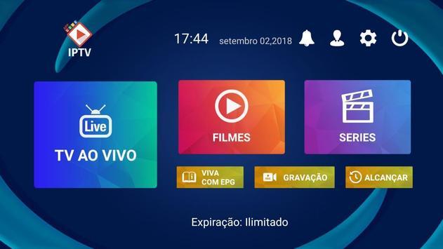 LIVE BR - TV BOX imagem de tela 4