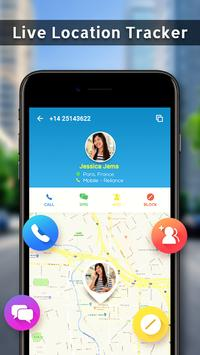 Mobile Number Tracker & Caller Location screenshot 1