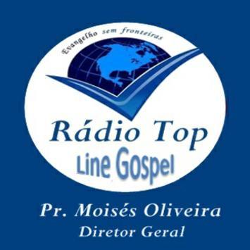 Rádio Top Line Gospel poster