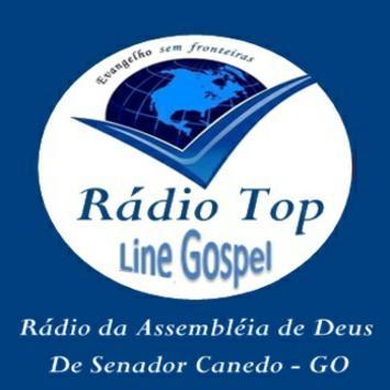 Rádio Top Line Gospel screenshot 2