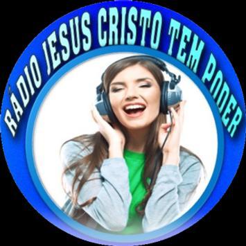 Rádio Jesus Cristo tem Poder poster