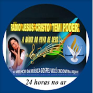 Rádio Jesus Cristo tem Poder screenshot 1