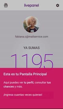 LivePanel 스크린샷 2