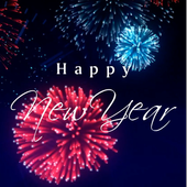 New Year Live Wallpaper icon