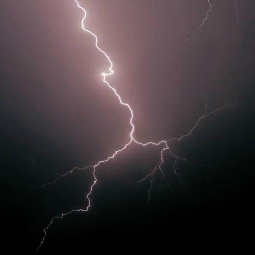 Real Lightning Storm Live Wallpaper