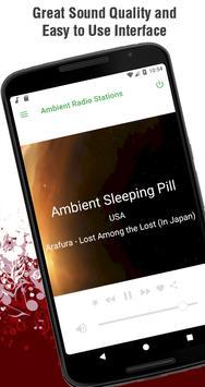 Ambient Radio Stations screenshot 3