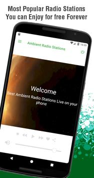 Ambient Radio Stations poster