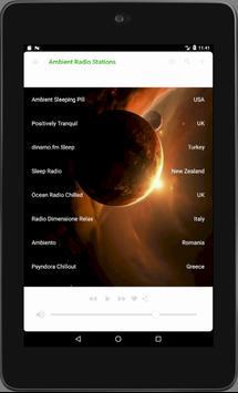 Ambient Radio Stations screenshot 7