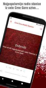 Crna Gora Radio Stanice 2.0 poster