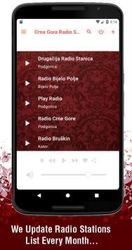 Crna Gora Radio Stanice 2.0 screenshot 2