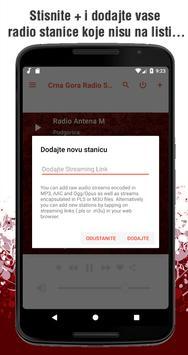 Crna Gora Radio Stanice 2.0 screenshot 4