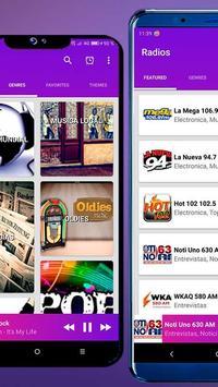 Radio Nigeria: Live Radio, Online Radio screenshot 1