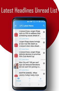 LFC - Liverpool FC News poster