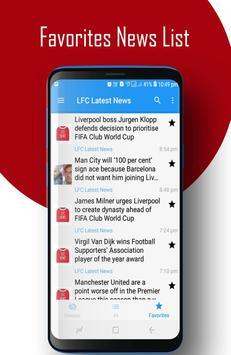 LFC - Liverpool FC News screenshot 2