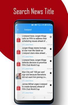 LFC - Liverpool FC News screenshot 3