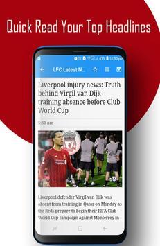 LFC - Liverpool FC News screenshot 6