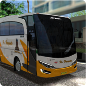 Livery Bus Haryanto ALL आइकन