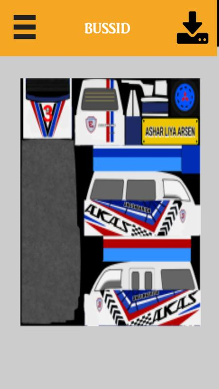 Livery Bussid Angkot For Android Apk Download