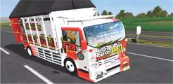 Livery Bussid Truck Isuzu