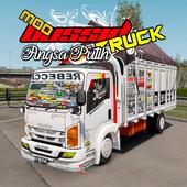 Mod Truck Angsa Putih