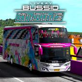 Livery Anime Bussid