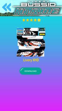Livery Anime Bussid screenshot 4