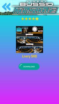 Livery Anime Bussid screenshot 5