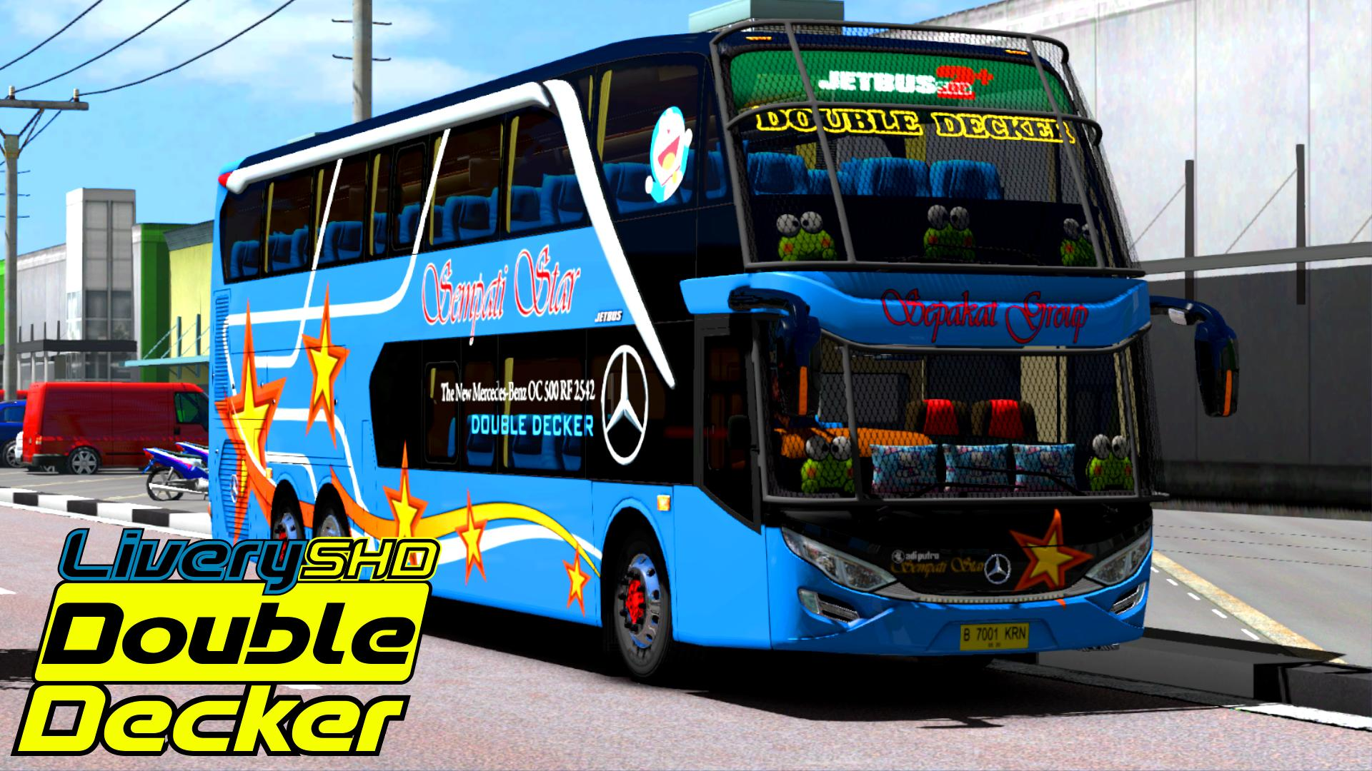 Livery Shd Double Decker For Android Apk Download