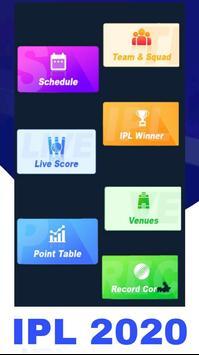 IPL Live cricket 2020 : Live Streaming & Score App poster