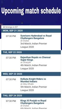 IPL Live cricket 2020 : Live Streaming & Score App screenshot 5