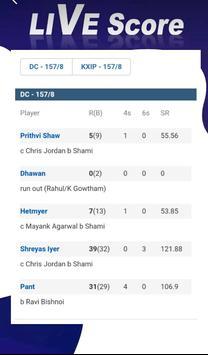 IPL Live cricket 2020 : Live Streaming & Score App screenshot 6