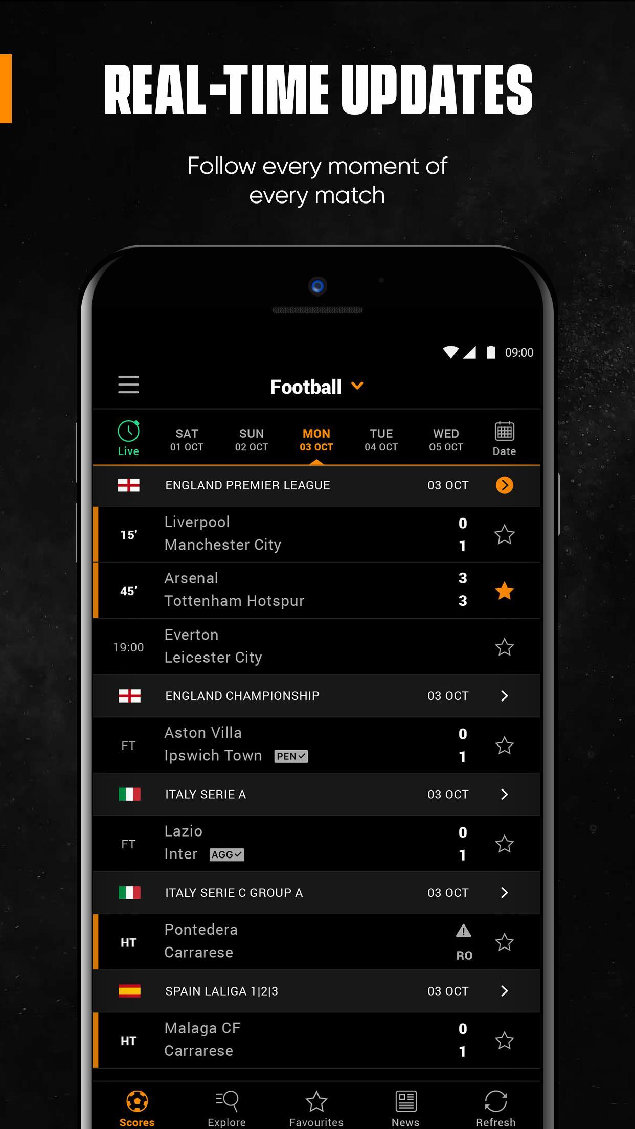 Livescore For Android Apk Download