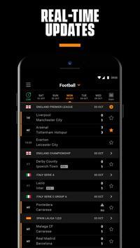 LiveScore screenshot 1