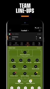 LiveScore screenshot 2