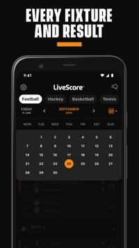 LiveScore screenshot 5