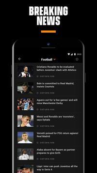 LiveScore screenshot 3